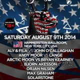 Arctic Moon vs Bryan Kearney - Live @ FSOE 350, Hammerstein Ballroom (New York) - 09.08.2014