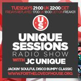 Unique Sessions (Housefire Cover) 130 - 15th March 2017