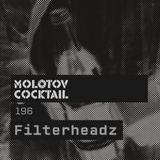 Molotov Cocktail 196 with Filterheadz
