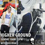 Russ Ryan - Higher Ground Radio 14 - ITCH FM (19-OCT-2014)