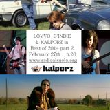 Lovvo D'Indie & Kalporz for The Best of February 2014