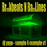 breAKbeat and baSSlines - sample for example v1