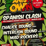 Spanish_Clash_2012 [ROUND_1] INTERLION vs MAD ROCKERS vs CHALICE
