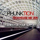 Dj Phunktion Tech House Mix 2011