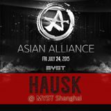 HAUSK - @ MYST, Shanghai 2015-07-24