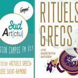 SUD ARTCTU - 12-02-18 - Rituels Grecs – Une expérience sensible