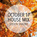 October 17 House mix 01.10.17