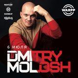 Dmitry Molosh - live from Warpp Club (06 07 2019)