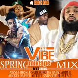 DJ ROB E ROB - THE VIBE SPRING MIX