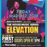 DJ Biskit Live @ Elevation 3-2-18
