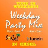 DJ EkSeL - Weekday Pari Mix 1/9/18