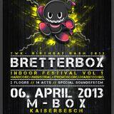 Emphaser - Warm Up - Bretterbox Indoor Festival Vol.1 [06.04.13] - 15.02.2013