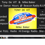 Tony De Vit & Mike Baker Beacon Radio 303 Tape 2 1979 review of the year Engineered by John Thompson