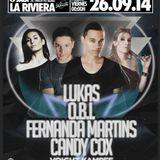 O.B.I. @ Reverse Club 26.09.14 Madrid (Spain)