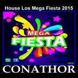 CONATHOR House Los Mega Fiesta 2015 Vol.1