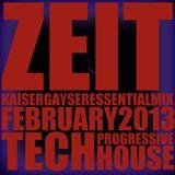 Kaiser Gayser 'ZEIT' Essential Mix