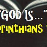 """""""GOD is"""" (Part 2) 4/3/16"""