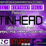 Live at Studio 200 for Foil's bday 10-03-14