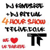 ..::DJ KingSize & DJ Ritual 4HR SET::.. #UKG #GARAGE - TFLIVE.co.uk - 9-2-2016