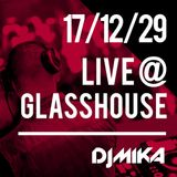 Dj Mika LIVE @ GLASSHOUSE [2017.12.29.] FULL SET