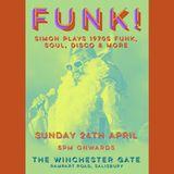Funk! at The Gate (April 2016) (pt 2)