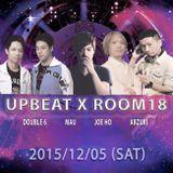 Arzuki - Look Ahead 122 Upbeat X Room 18 (12.05.2015)