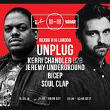 Kerri Chandler b2b Jeremy Underground @ Ray-Ban x Boiler Room 017 London - 18 August 2016