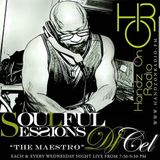 SOULFUL SESSIONS WITH DJ CEL (THE MAESTRO) ON HANDZONRADIO.FM