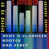 DAD Zerep @ II Aniversario Beat Sound Culture 2015