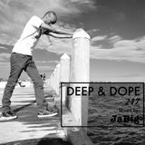 Acid Jazz & Deep House Lounge Mix by JaBig - DEEP & DOPE 247
