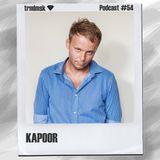 trndmsk Podcast #54 - Kapoor