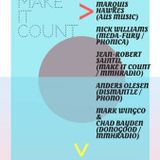 Make it Count //Live at KB18 w/ Nick Williams