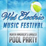 BURNCAM Live at Wet Electric 2015: Silent Disco
