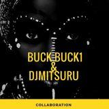 THE COLLABORATIONS OF BUCKBUCK1 & DJMITSURU
