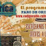 Radio la Fábrica programa de Gastronomia Urbana, transmitido el día 22 de Agosto 2013, Invitados Rub