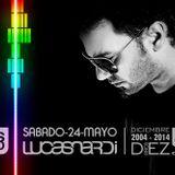 Lucas Nardi @ Quinto Evolution - 24 de Mayo de 2014 - Villa Mercedes, San Luis