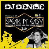 DJ Denise - Live at Freaky Deeky Speak N' Easy