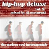 Hip-Hop Deluxe Vol. 2, The Modern Soul Instrumentals - beats by best hip-hop producers from 95-02
