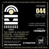 VANGUARD RADIO Episode 044 with TEKNOBRAT - 2017-03-04th CHUO 89.1 FM Ottawa, CANADA