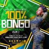 100% Bongo Vol 2 [THROWBACK FT MATONYA, MARLAW, FRENCH BOY, RAY C, PROF, KIDUM, JAY DEE]