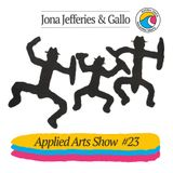 Applied Arts Show #23 w/ Buena Onda (Jona Jefferies & Gallo) 19.03.2019