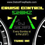 Cruise Control with DJ Sicari Episode #22