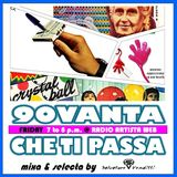 90VANTA CHE TI PASSA   08-07-16