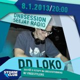 #51 DNB Session - DD LOKO GUESTMIX