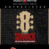 Entrevista con Luis de SDROCK en Rock&Arte Radio