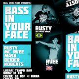 Dj Rusty & Mc R-VEE live in Valera (Venezuela) 1/12/2012