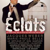 Entrevue Harold David, directeur du festival Eclats