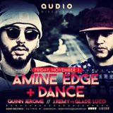 2013.11.02 - Amine Edge & DANCE @ Audio Discotech, San Francisco, USA