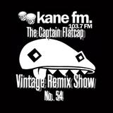 KFMP: Vintage Remix Show - Show 54 23-10-2015