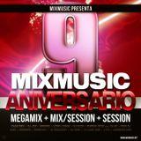 Mixmusic Megamix 9º Aniversario - The Mix-session